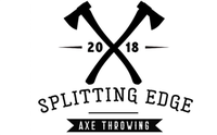 Splitting Edge Axe Throwing