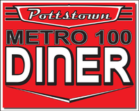 Pottstown Metro 100 Diner