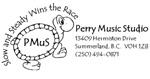 PERRY MUSIC STUDIO