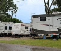 Full Hook-up RV Sites