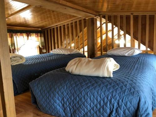 Cabins Loft Area