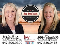 Aux-Arcs Team-Keller Williams - Ann Ferguson
