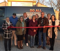 Table Rock Lake Chamber Welcomes Do All General Construction