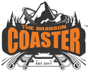 The Branson Coaster at the Sawmill