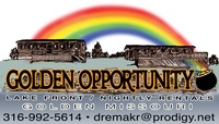 The Golden Opportunity Lake Front Nightly Rentals