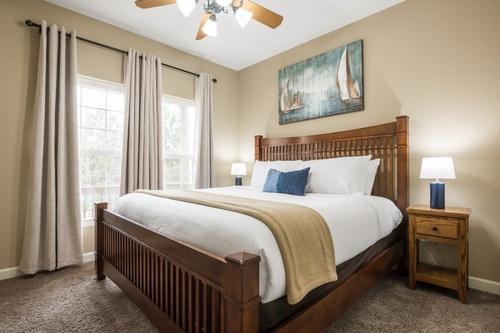 Canyon- Bedroom