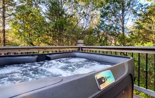 Nature's- Hot Tub