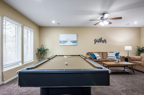 Nature's- Pool Table