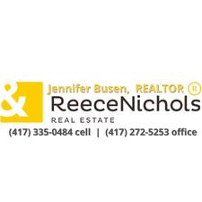 Jennifer Busen - ReeceNichols Real Estate