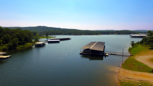 Schooner Creek Resort Dock Location