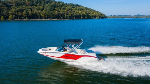 Rent one of our Mastercraft boats
