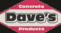 Dave's Concrete Products