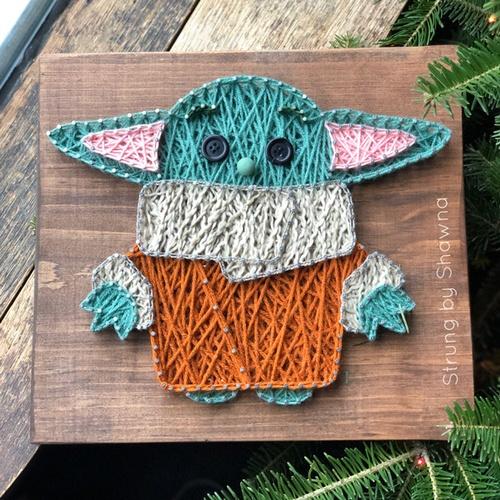 Custom Design - Baby Yoda