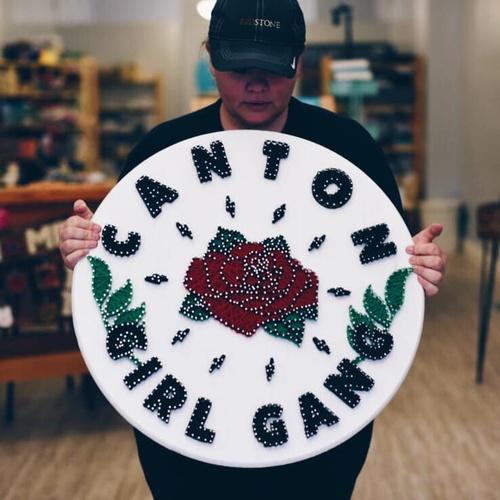 Custom Corporate Board - Canton Girl Gang