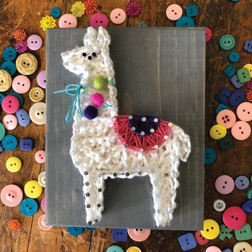 Mini Llama DIY Kit