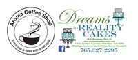 Dreams to Reality Cakes and Aroma Coffee Shop