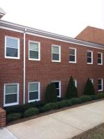 Windows installed in educational building at Southside Baptist Church-Mooresville