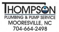 Thompson Plumbing & Pump Service