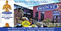 Main Street Antique Mall & Design Gallery