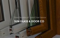 Sun Glass & Door