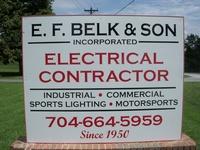 E.F. Belk & Son, Inc.