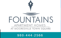 Fountains Apartment Homes at Mooresville Town Square