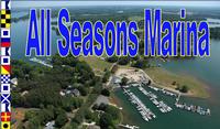 All Seasons Marina and Boatyard on Lake Norman