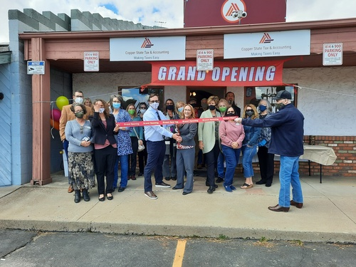Grand Opening and Ribbon Cutting Events