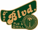 The Boulevard. Pub & Grill