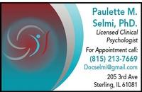 Paulette Selmi, Ph.D.