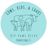 Cows, Kids, & Chaos