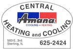 Central Heating & Cooling, Inc.