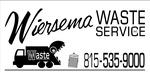 Wiersema Waste Service, Inc.