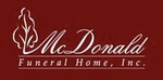 McDonald Funeral Home & Crematory