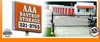 AAA Bastrop Storage, Inc