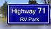 Highway 71 RV Park & Self Storage