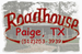 Roadhouse-Paige