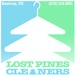 Lost Pines Cleaners