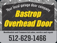 Bastrop Overhead Door, LLC