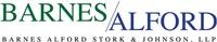 Barnes Alford Stork & Johnson L.L.P.