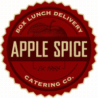 Apple Spice Boxed Lunch Delivery and Catering