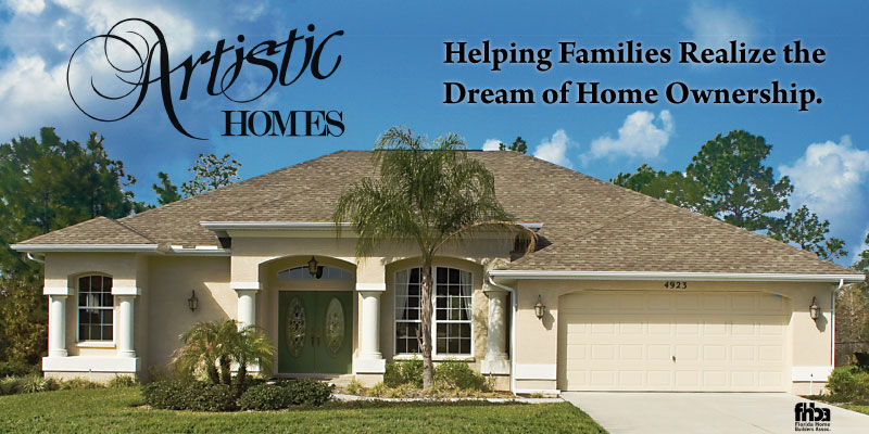Artistic Homes Home Builders Greater Hernando County Chamber Of Commerce Fl