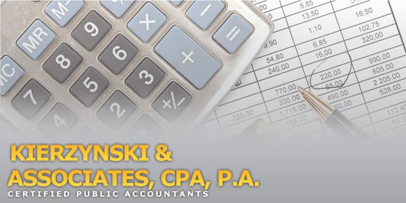 Kierzynski & Associates, CPA, P.A.