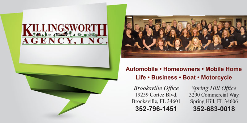Killingsworth Agency, Inc. - Brooksville
