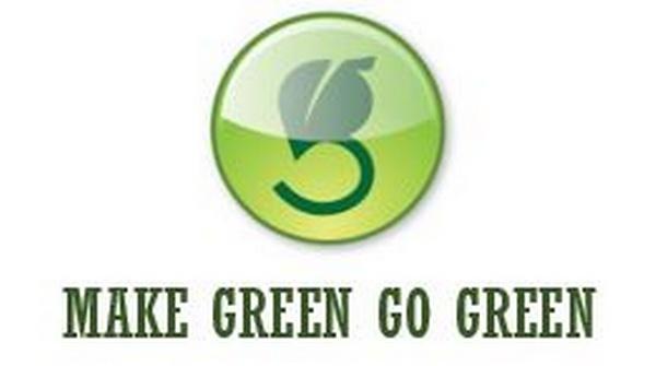 Make Green Go Green