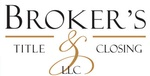 Broker's Title & Closing, LLC