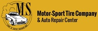 Motor Sport Tire and Auto