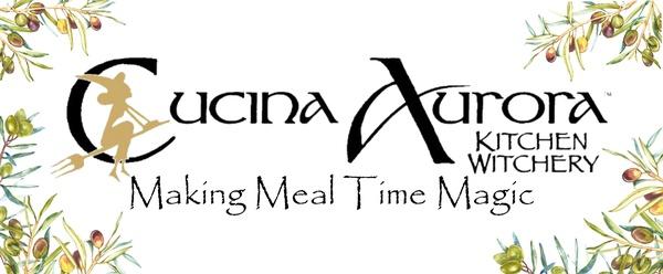 Cucina Aurora Kitchen Witchery