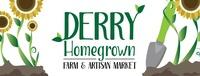 Derry Homegrown Farm & Artisan Market