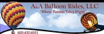 A & A Balloon Rides LLC